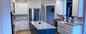home renovation kitchen remodel Springdale, AR