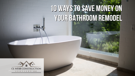 10 Ways to Save Money on Your Bathroom Remodel