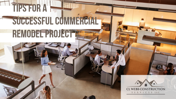 Tips for a Successful Commercial Remodel Project