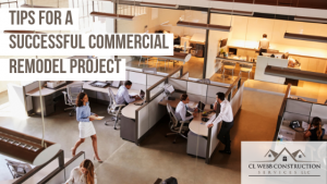 Remodeling a Commercial Building