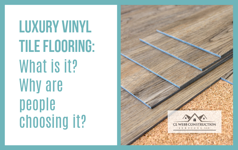 luxury vinyl tile, LVT, flooring, remodeling, residential home renovation