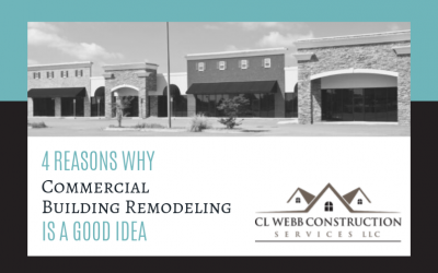 4 Reasons Why Commercial Building Remodeling is a Good Idea